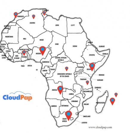 Where is Africa's 'Internet'?