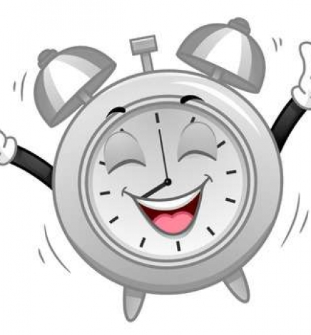 The Little Clock