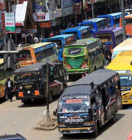 Kenya's problem with Cashless Transport