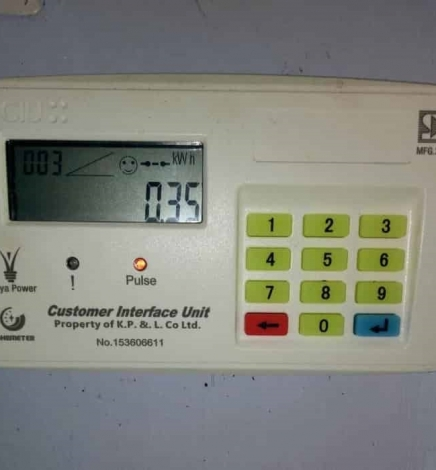 Understanding your Electrical Power Consumption